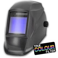 Weldsafe True Colour Auto Darkening Welding Helmet