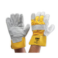 ProChoice GP Work Glove Yellow Grey