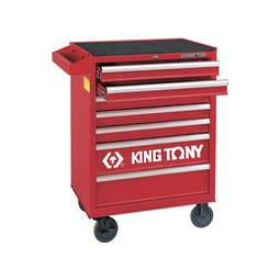 King Tony 7 Draw Roll Cab