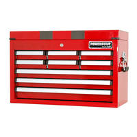 Powerbuilt 9 Drawer Tool Chest