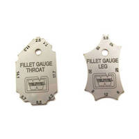 Weldwell Fillet & Throat Gauge Set