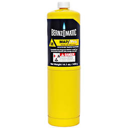 Bernzomatic 400gm Mapp Gas Cylinders
