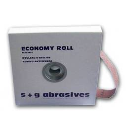 S&G 50M Economy Roll Emery Tape