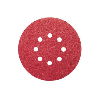 Bosch 125mm Velcro Backed Sanding Discs