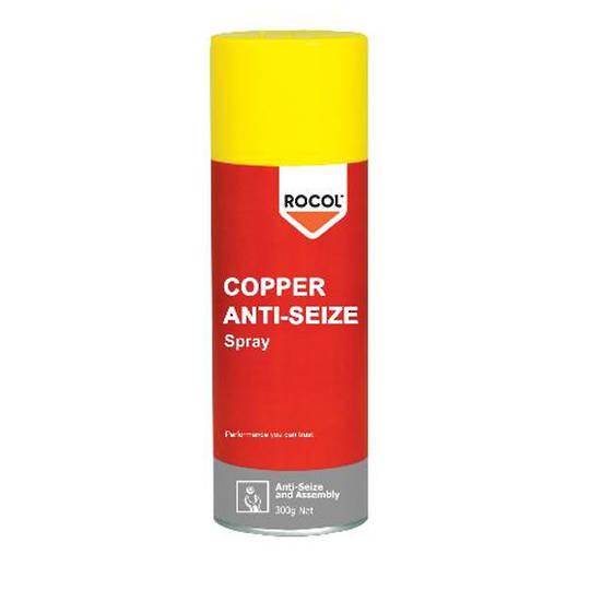 Rocol Copper Anti Seize Spray 300g Antiseize George