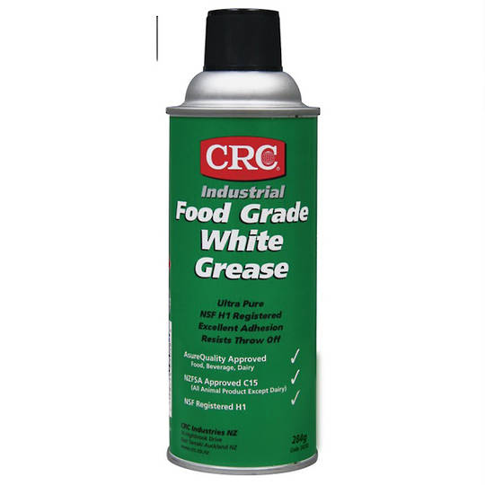 Food Grade White Grease 284g Crc Food Grade George