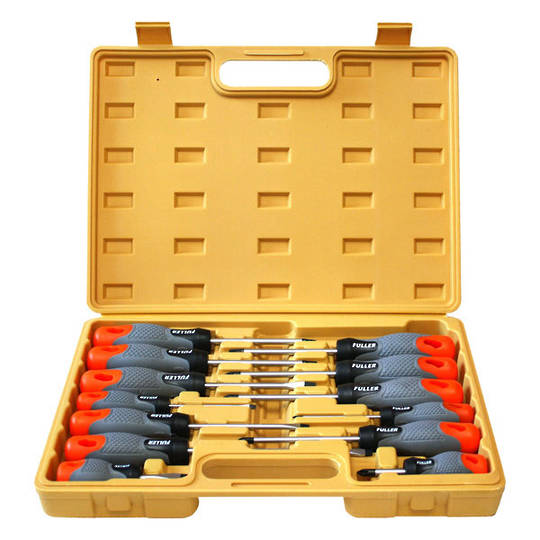 fuller 13pc screwdriver set screwdrivers george henry co ltd christchurch new zealand. Black Bedroom Furniture Sets. Home Design Ideas