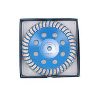 Clipper Diamond Turbo Cup Grinding Wheel