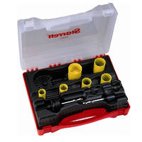 Starrett Electricians Holesaw Kit