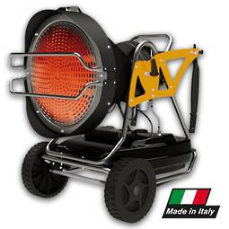 Master Diesel Infrared Heater XL9S