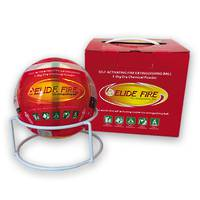 Elide Self Activating Fire Suppression Ball