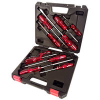 Powerbuilt 10pc Screwdriver Set